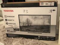 Brand-new TV smart TV
