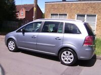 2006 VAUXHALL ZAFIRA DIESEL 7 SEATER DRIVES WELL