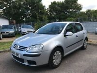 2005 05 VW Golf 1.6 Automatic 6 Sped Gearbox, Hpi &a Vosa Clear! Well Maintained Reliable Car £1450