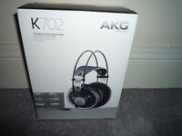 Akgk702 headphones (pick up only)