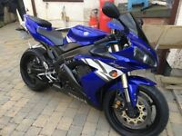 Yamaha YZF R1 Sports Bike Mint 200mph+ full Mot