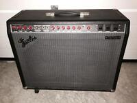 """Fender Twin Reverb """"The Twin"""" Red Knob"""