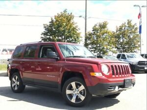 2017 Jeep Patriot HIGH ALTITUDE**FORMER COMPANY VEHICLE**LEATHER