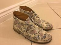 Clarks boots size 7