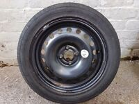 renault spare wheel 16""
