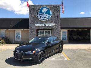 2016 Audi A3 LOOK 1.8T KOMFORT! FINANCING AVAILABLE!