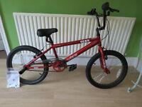 "BMX "" VIBE SCAR"" BRAND NEW. BARGAIN £35"
