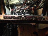 Behringer SNR2000 Denoiser, noise gate, noise reduction