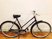 Beautifully Restored Elswick Hopper Ladies Bicycle