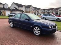 Jaguar X-Type 2.0d Classic 04 Plate 93,000 miles