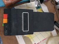 Retro casette player/recorder