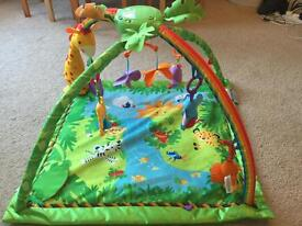 Fisher-Price Rainforest Gym RRP £59.99