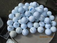 30 MIXED MODEL GOLF BALLS IN GOOD CONDITION