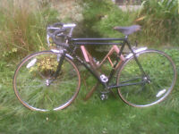 VINTAGE 3 X TOUR OF BRITAIN WINNER,VIKING CONQUEST RACING BIKE,OVER 50 YEARS OLD