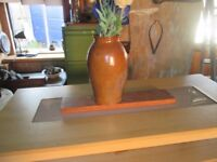 Nice earthenware vase