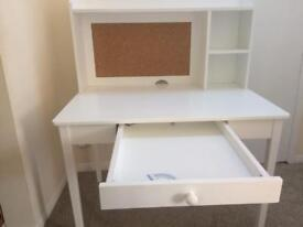 "Used ""great little trading company"" children's desk and chair."