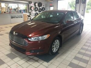 2015 Ford Fusion S OFFRE A NE PAS MANQUER WOW