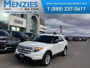 2013 Ford Explorer XLT, 4x4 Navi, Bluetooth, Clean Carproof
