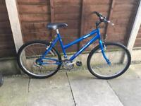 LADIES BSA WEST-COAST 26 ALLOY WHEELS ,