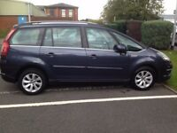 Citroen Grand Picasso 7 Seater 1.6 Hdi Auto - Purple - GREAT Condition