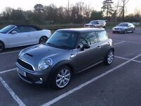 Mini Cooper S - Immaculate , Just Serviced and MOT'd, Full Leather