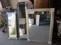JOB LOT MIRRORS FOR SALE CLEARANCE PRICE