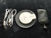 Wireless charger kit for iPhone 5/6/7
