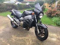 Honda motorcycle. X11. CB1100SF . Naked Blackbird. MOT.
