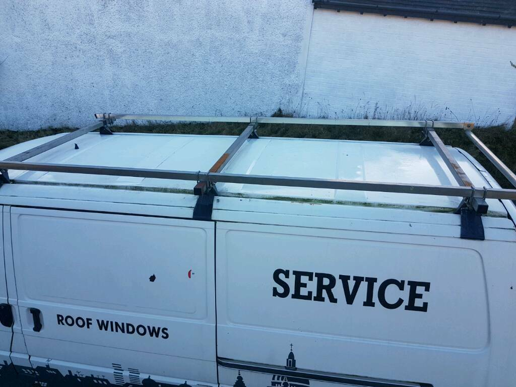 Vw Transporter T4 Lwb Roof Rack 163 70ono In Brighton East