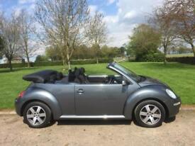 VW Beetle Convertible 2010 54000 Miles