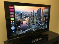 "SONY BRAVIA III 37"" FHD 1080p Freeview Tv - 4 HDMI - SRS® - 24p Cinema - PC - DVB - BARGAIN RRP £429"