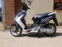 Yamaha jog rr,50cc,scooter,moped