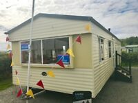 Static Caravan For Sale SITE FEES INCLUDED Sea View North West 12 Month 4 Star Park Pet Friendly