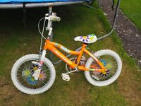 "Kids BIKE - 18"" wheel"