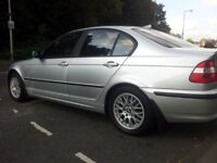 BMW 318ISE WITH M EXTRAS PRIVACY GLASS UPRATED ALLOYS 2003 PAS EW EM CL HALF PRICE NOT 1995 ONLY 995