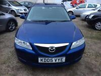 MAZDA 6, 2.0 PETROL MOT, REDUCED £750