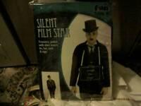 Charlie Chaplin Silent Film Star - Fancy Dress