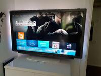 """Philips 46"""" Direct Lit Ambilight 3D LED TV - L@@K!!!"""