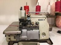 REDUCED Brother MA-B551 3/5 Thread Industrial Overlocker Sewing Machine