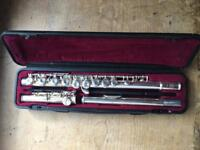Yamaha 211 Flute, used in good condition