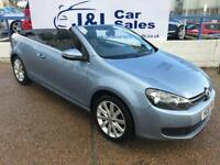 VOLKSWAGEN GOLF 1.4 S TSI 2d 121 BHP A GREAT EXAMPLE INSIDE AND OUT (blue) 2012