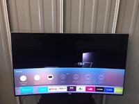 """Samsung 49"""" curved 4k SUHD smart led tv ue49ks9000"""