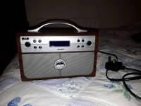 BUSH DAB FM RADIO NE-3160