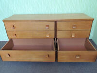 Stag chest of drawers (Delivery)