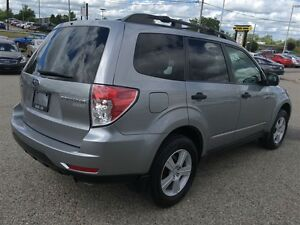 2010 Subaru Forester 2.5 X AWD SPORT PKG Heated seats Alloys Cru Kitchener / Waterloo Kitchener Area image 8