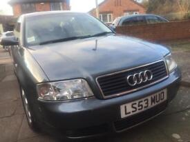 Audi A6 2003 automatic gearbox Td 1.8