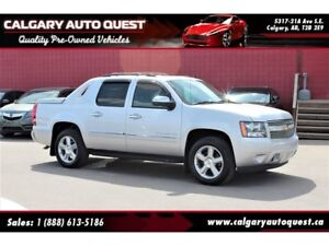 2011 Chevrolet Avalanche 1500 LTZ 4X4/NAVI/B.CAM/LEATHER/ROOF