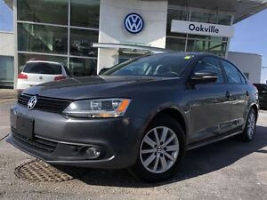 2013 Volkswagen Jetta CL/SUNROOF/BLUETOOTH/1 OWNER!