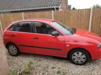 03 seat 3cylinder short mot no issues