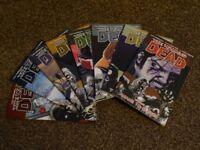 The Walking Dead Comics Volumes 1-8